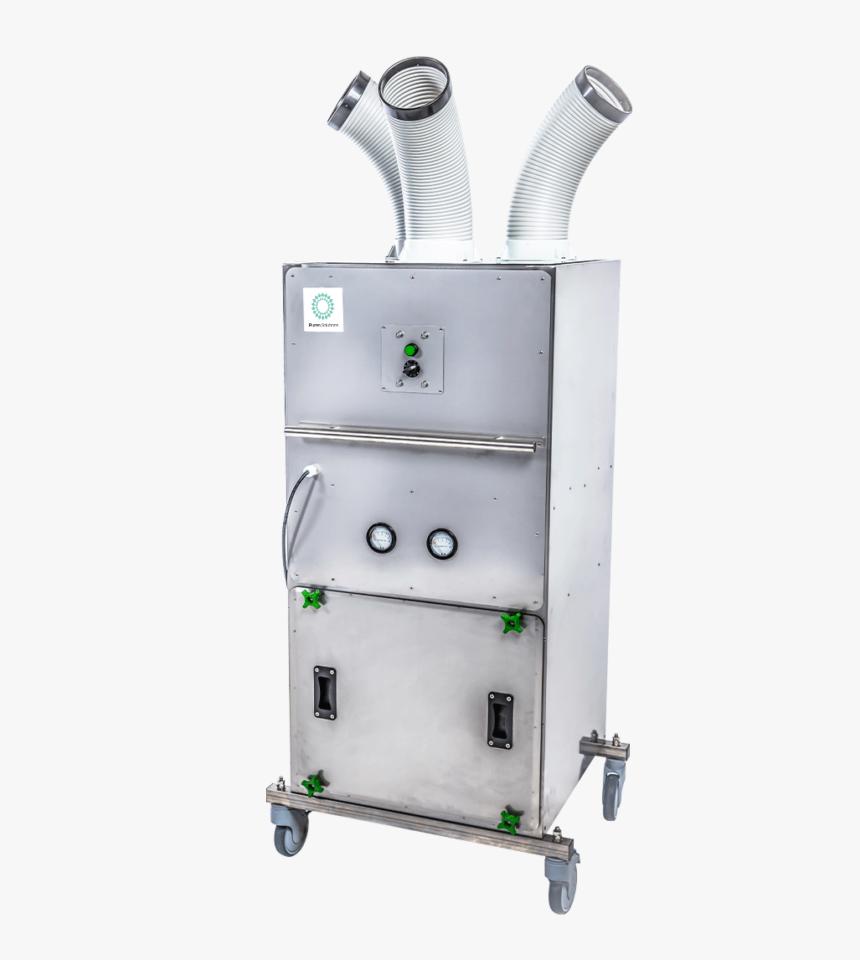 Mobile E1 Air Filtration Unit