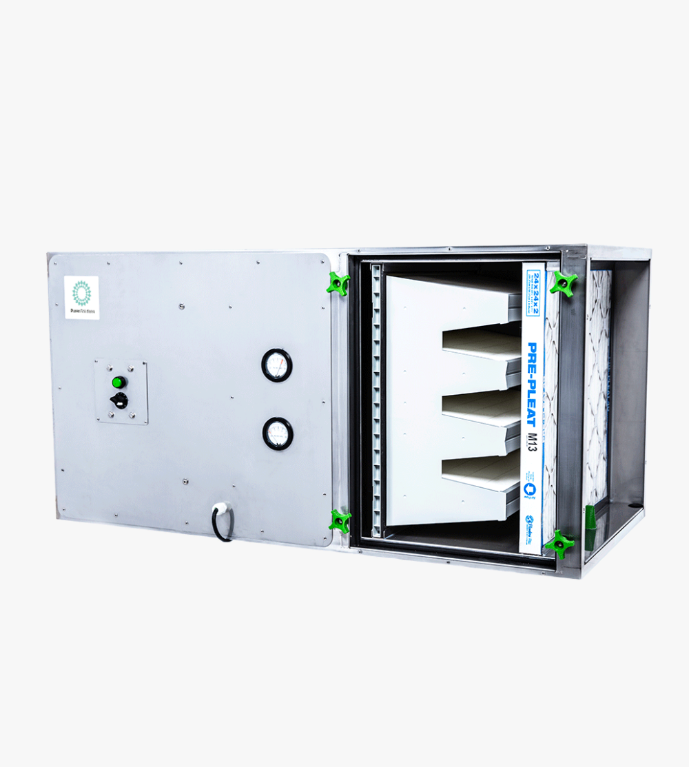 Mounted E1 Air Filtration Unit