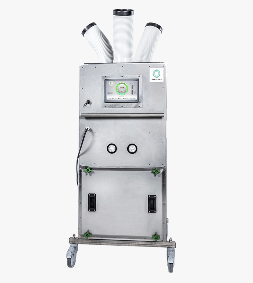 E2 Air Filtration Unit with E-Guardian Monitoring