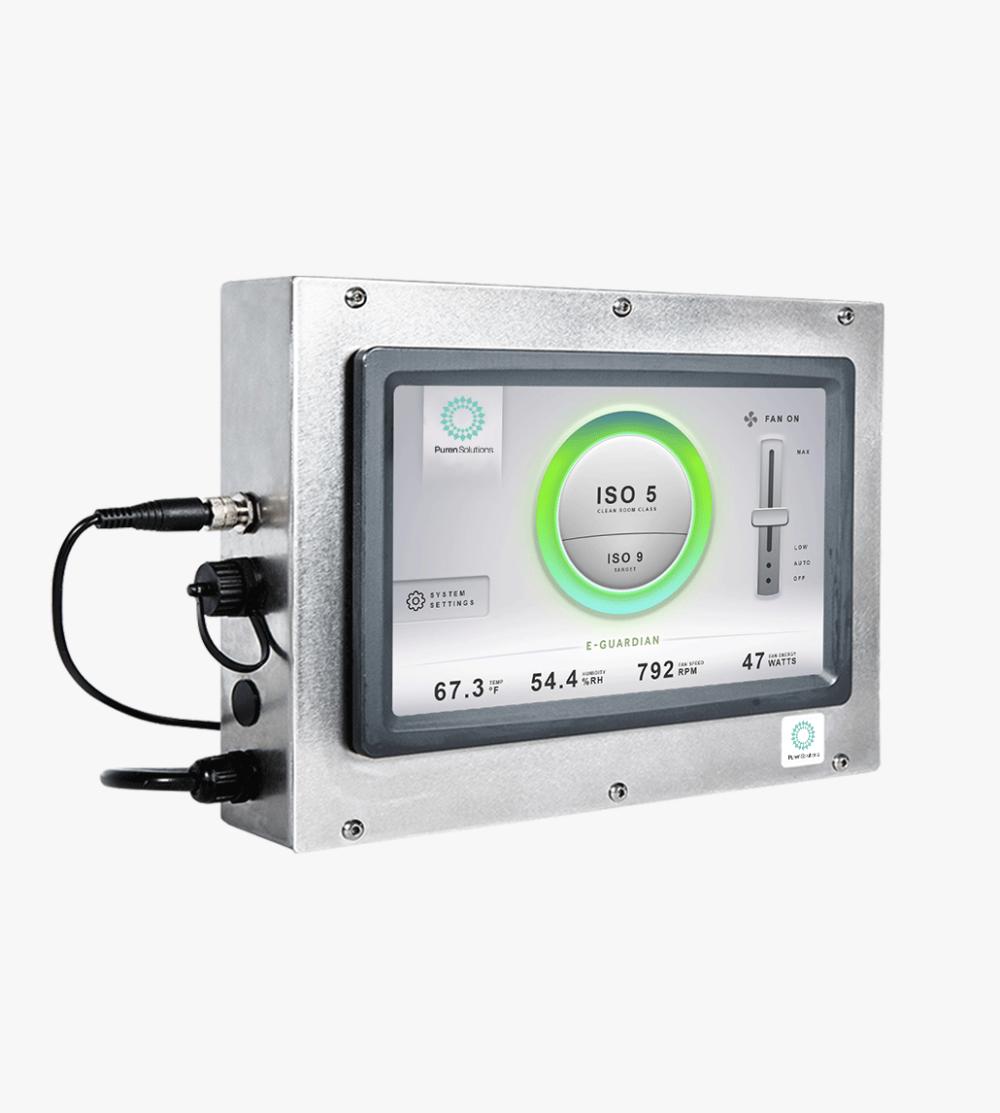 E-Guardian Monitoring System