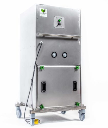 E1 Air Filtration Unit Mobile