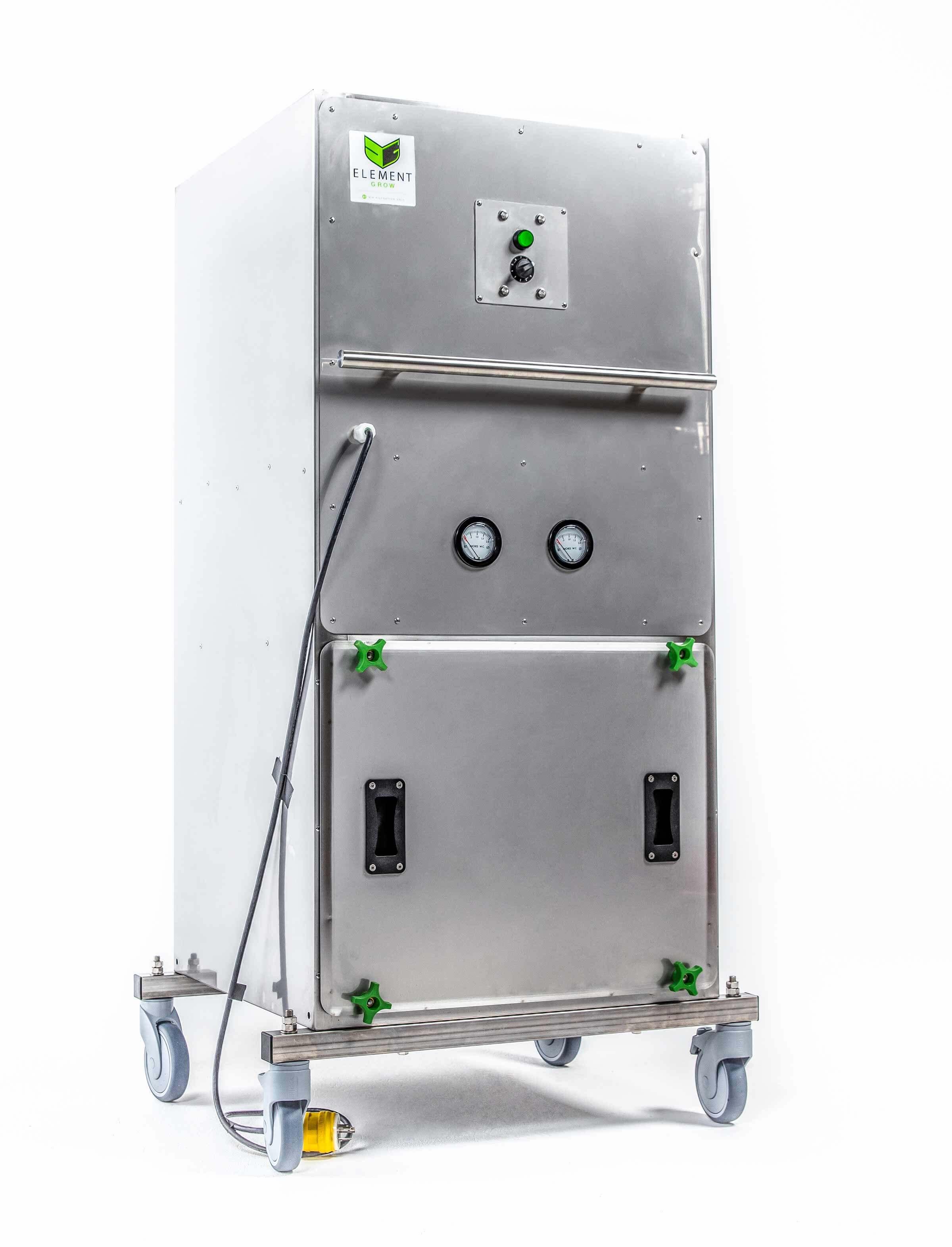 E1 Air Filtration Unit Mobile